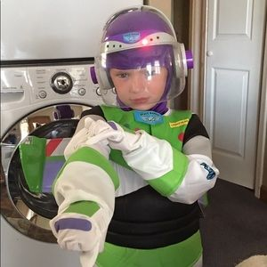Buzz light year kids Halloween costume